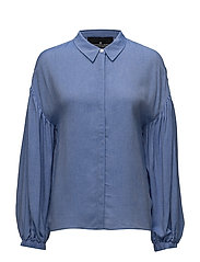 Alia Shirt - DENIM