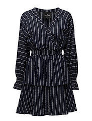 Shane Dress - STRIPES