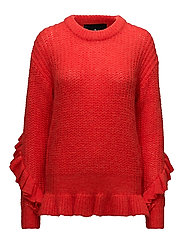 Vicki Ruffle - RED