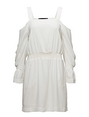 Luella Dress - CREAM