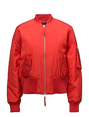 Collin Bomber - RED