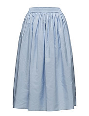 Collin Skirt - PASTEL BLUE