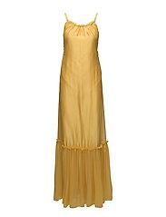 Dream Maxi Dress - LEMON