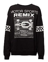 Lewis Motor Sweat - BLACK