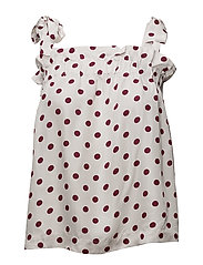 Kevin Ruffle Top - DOTS