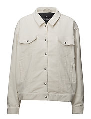 Alonso Jacket - CREAM