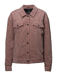 Alonso Jacket - DUSTY ROSE