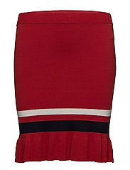 Alvin Skirt - LIPSTICK RED