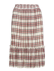 Peggy Skirt - CHECK