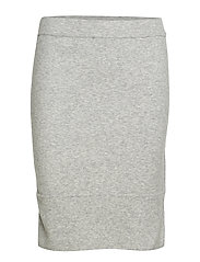 Irene Skirt - GREY MELANGE