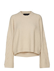 Maggie Sweater - NUDE