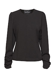 Olena Blouse - BLACK
