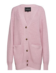 Vespa Long Cardi - BUBBLE GUM