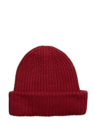 Vespa Hat - DARK RED