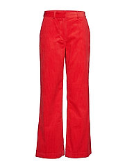 Tessa Pants - LIPSTICK RED
