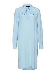 Nini Tie Dress - SKY BLUE