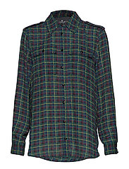 Saga Shirt - MULTICOLOUR CHECK