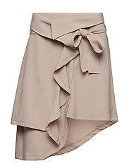 Veronique Skirt - OYSTER