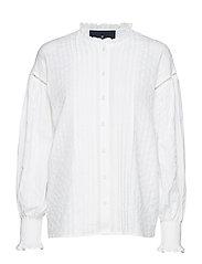 Nava Shirt - WHITE