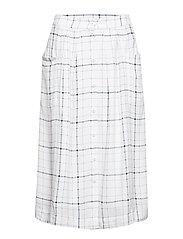 Melville Skirt - CHECK