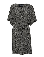 340886cabb7a Melville Raglan Dress - ANIMAL PRINT