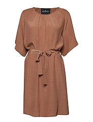 Melville Raglan Dress - DOTS