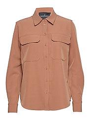 Veronique Shirt - BRICK