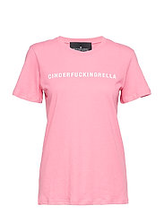 Stanley Statement T-shirt - SHOCKING PINK