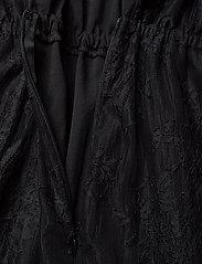 DESIGNERS, REMIX - Melissa Long Dress - kveldskjoler - black - 5