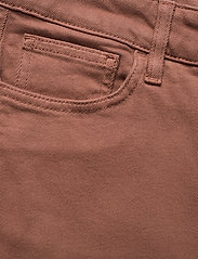 DESIGNERS, REMIX - High-rise straight-leg cropped jeans - straight regular - brown - 2