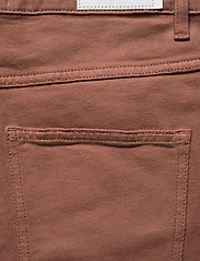 DESIGNERS, REMIX - High-rise straight-leg cropped jeans - straight regular - brown - 4