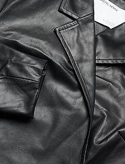 DESIGNERS, REMIX - Marie Wrap Jacket - skinnjackor - black - 4