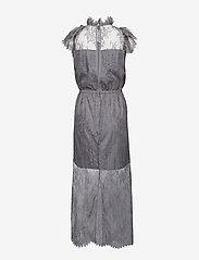 DESIGNERS, REMIX - Melissa Long Dress - kveldskjoler - dark grey - 1