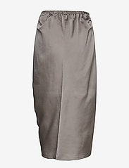 DESIGNERS, REMIX - Ruched pencil skirt - midi - grey - 2