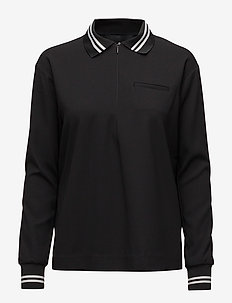 Dawn Polo Shirt - pikeepaidat - black
