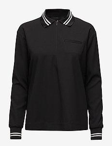 Dawn Polo Shirt - poloskjorter - black