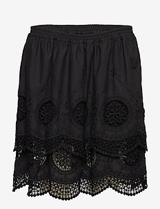 Dane Skirt - BLACK