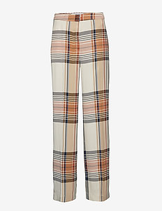 Frigg Pants - MULTI COLOUR CHECK