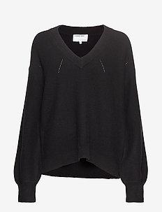 Silvia Sweater - BLACK