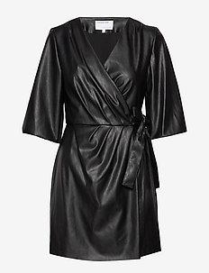 Tara Dress - BLACK