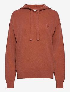 Sterling Hoodie - hoodies - cinnamon