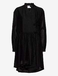 Sonia Dress - omslagskjoler - black