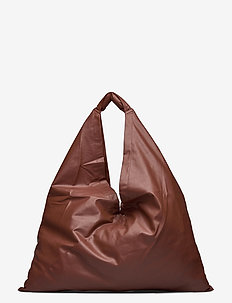 Marie Bag - shoppere - brown