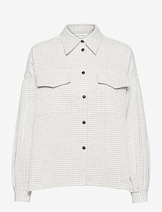 Alfie Shirt - långärmade skjortor - check