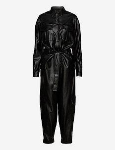 Marie Jumpsuit - jumpsuits - black