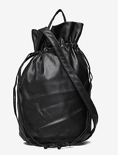 Marie Party Purse - bucket-väskor - black