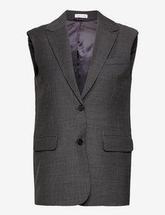 Torino Vest - Ärmlösa kavajer - pattern