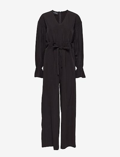 Veronique Jumpsuit - tøj - black