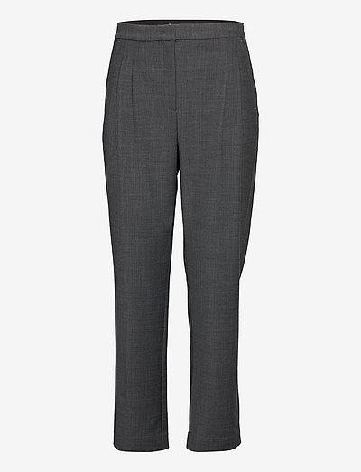 Torino Pants - bukser med lige ben - pattern