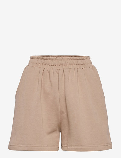 Willie Sweat Shorts - casual shorts - sand